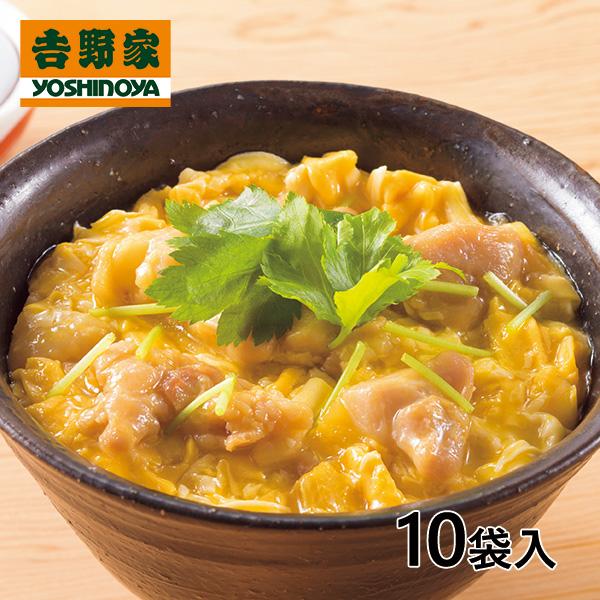吉野家 親子丼の具 120g×10袋